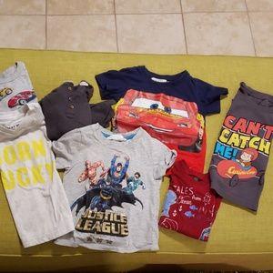 Awesome Boys Tshirts ! Size 2T